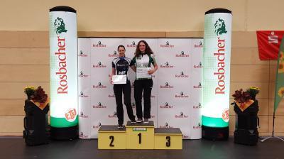 Siegerehrung Rosbacher Bike Challenge